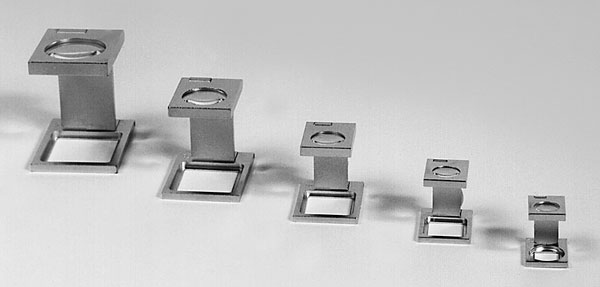 Eschenbach Chrome-Plated Linen Testers