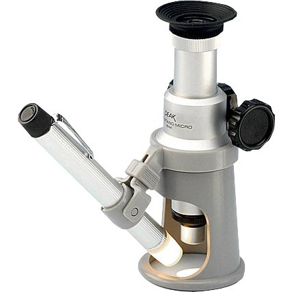 Wide Stand Microscope Peak 2054 20x to 300x