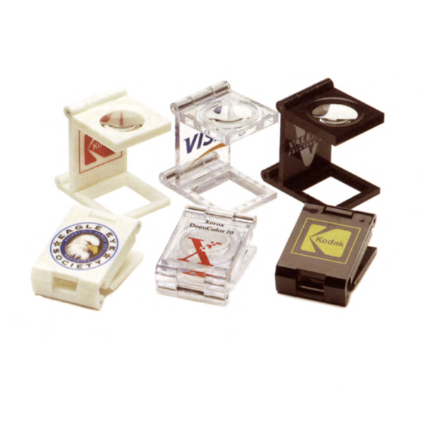 9x Folding Magnifier - Custom Printed Promotional Products