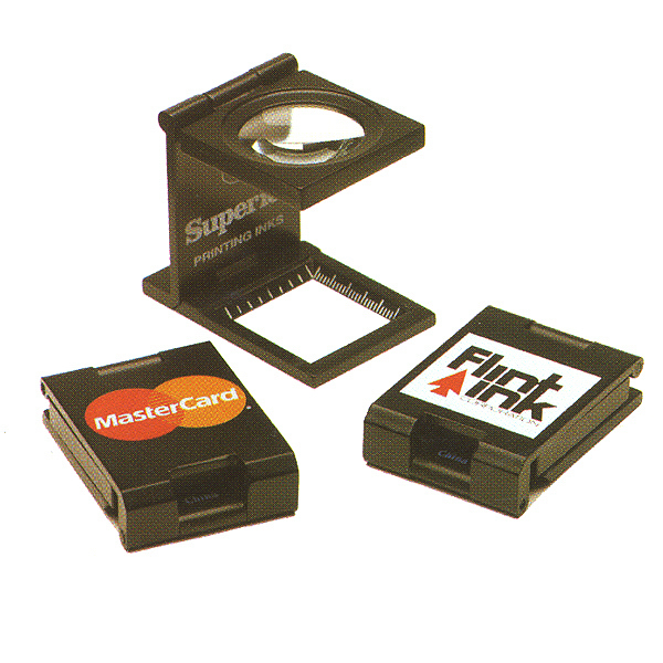 6x Deluxe Folding Magnifier - Custom Printed Promotional Products